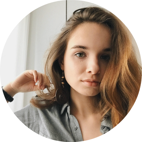 Anna Eyubova, web designer