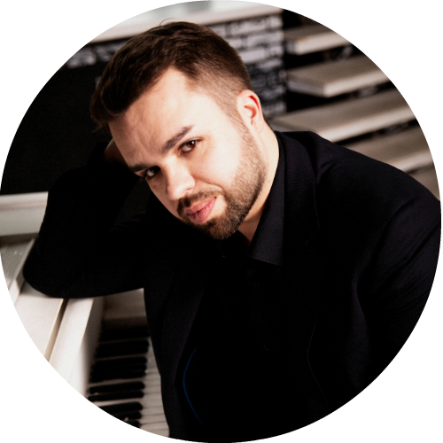 Pavel Nebolsin, Piano