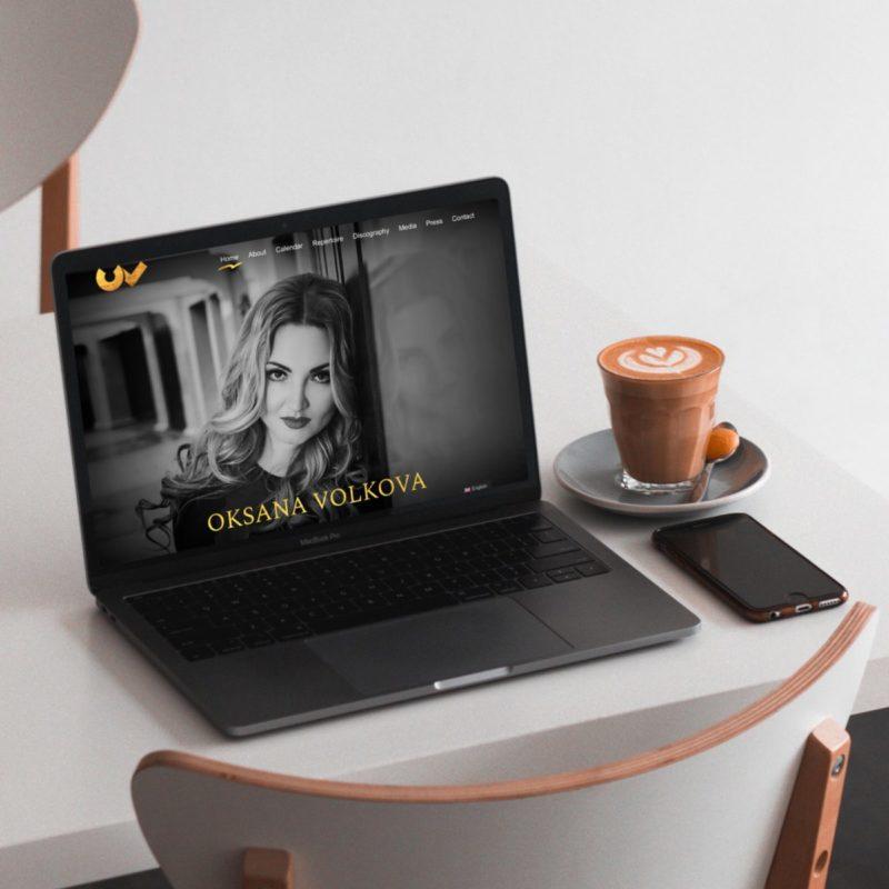 Oksana Volkova - Artist Digital