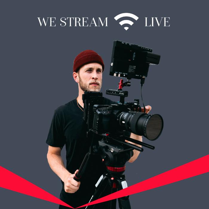 We Stream Live img