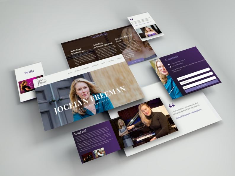 Jocelyn Freeman website