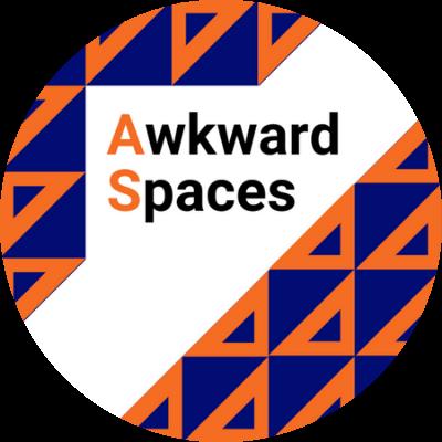 Awkward Spaces logo
