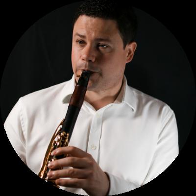 Peter Cigleris, Clarinet